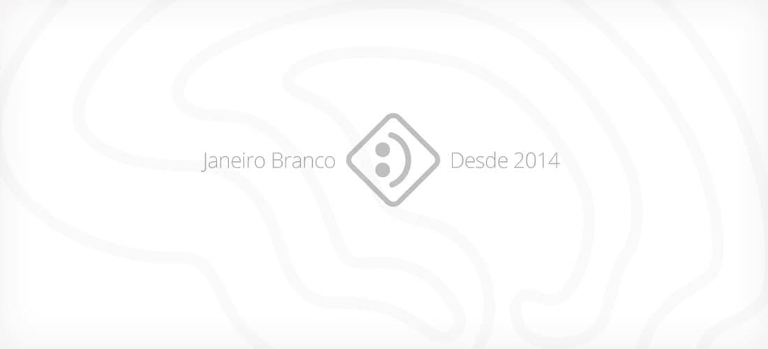 INCB apoia a campanha Janeiro Branco